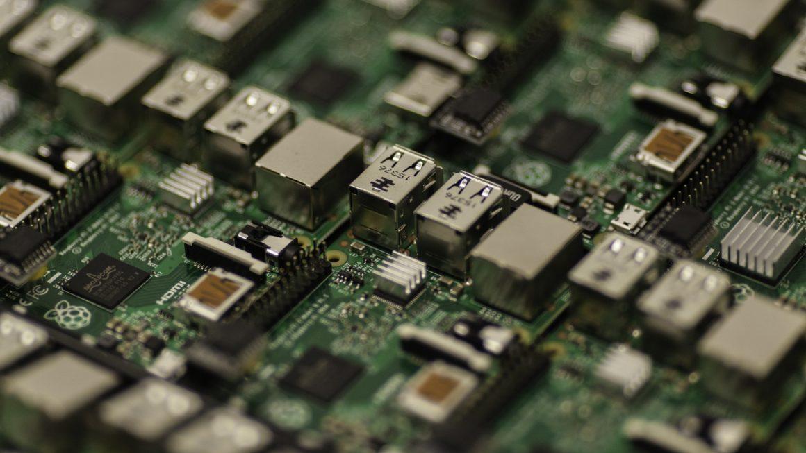 Raspberry PI. Praca z USB