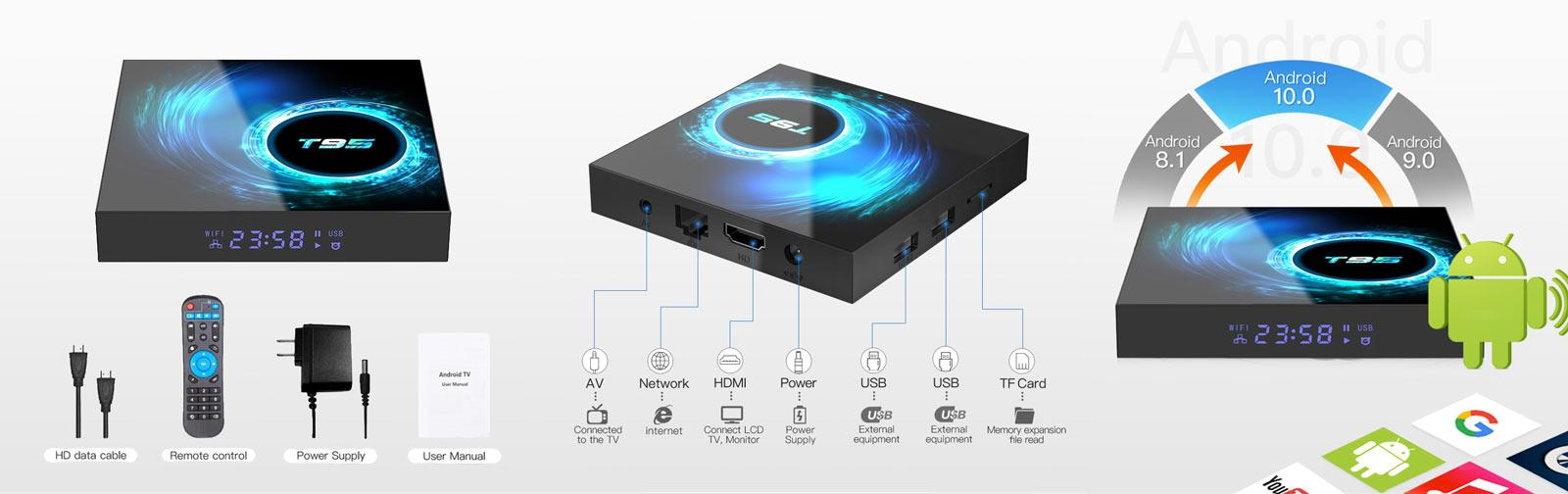 Kodi tv Box